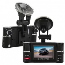 Camera auto video cu dubla functie Carway F30 12 MP