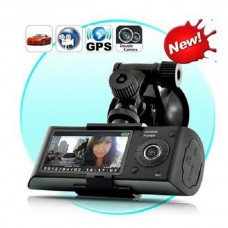 Camera Video auto cu GPS si microfon