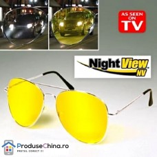 Ochelari Night View - tip Aviator