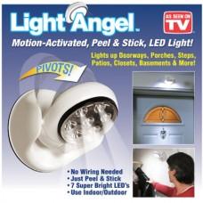 Lampa 7 LEDuri cu senzor de miscare fara fir - Light Angel