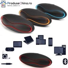 Mini Boxa Portabila cu Interfata Wireless Bluetooth si MP3 Mini X6