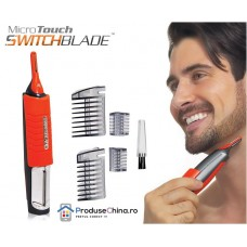 Aparat de tuns/ras 6 in 1  Micro Touch SwitchBlade