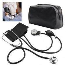 Tensiometru manual de brat + Stetoscop CADOU.
