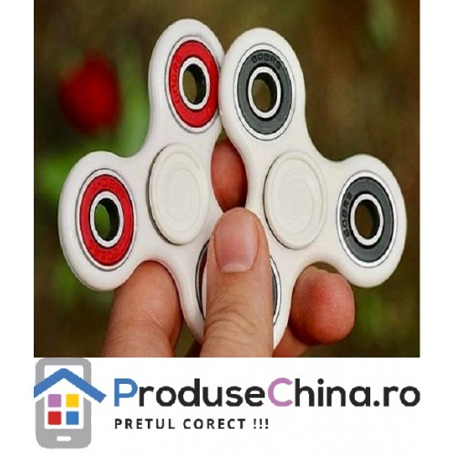 Set 2 Jucarii Anti-Stres Fidget Spinner